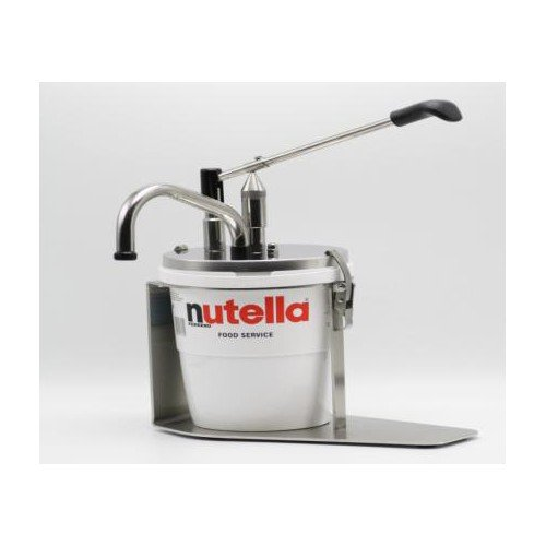 Nutella Ferrero Eimer Spachtel Eimer 3 kg RS9571