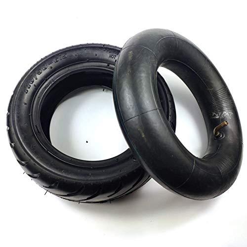Neumático Interior y Exterior de válvula doblada 110/50-6.5 para neumáticos Mini Moto de 47cc 49cc Mini Dirt Bike e Scooter