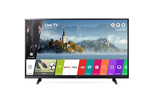 LG 43UJ620V 43  4K Ultra HD Smart TV Wi-Fi Black LED TV, 43 , 3840 x 2160 Pixels, LED, Wi-Fi, Nero