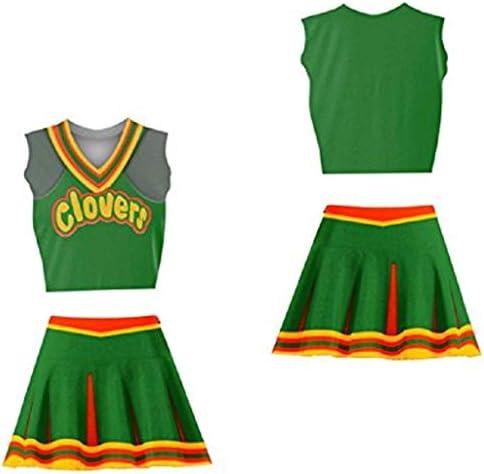 Clovers cheer costume _image1