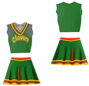 East Compton Clovers Cheerleader Uniform Bring It  XL