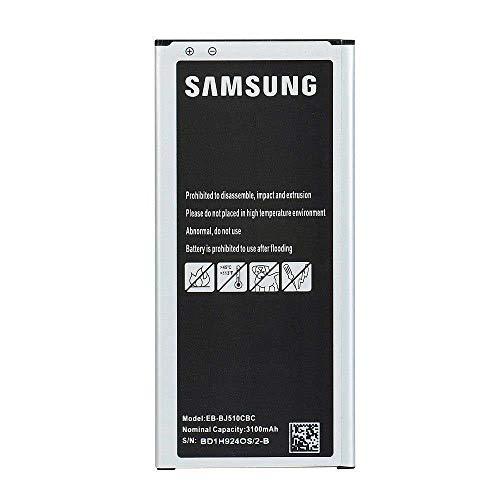 Batteria per SAMSUNG Galaxy J5 2016 EB-BJ510CBE 3100mAH bulk (Samsung Galaxy J5 2016 originale) anno di produzIone 2020