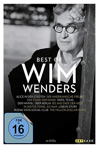 Best Of Wim Wenders (10 Dvd) [Edizione: Germania]