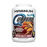 Magnum Nutraceuticals Quattro Protein Powder - Pharmaceutical Grade Protein Isolate - Lactose Free -...
