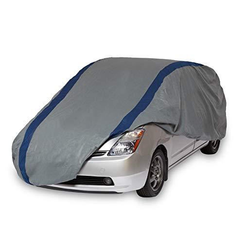 Duck Covers Weather Defender Hatchback Cover for Hatchbacks up to 15' 2