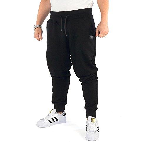 roca wear Basic Fleece Pant schwarz