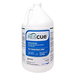 For disinfecting the virus use accelerated hydrogen peroxide