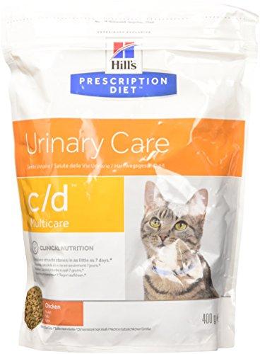Prescription Diet c/d Feline multicare per Problemi urinari mangime Secco Gusto Pollo gr. 400