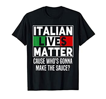 italian lives matter
