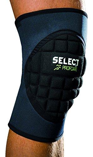 Select Kniebandage mit Waffelpolster(Paar), L, schwarz, 7056803992