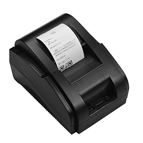 QCHEA 58mm USB Thermobondrucker Bill...