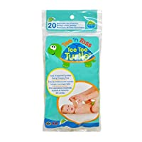 Neat Solutions Tee N Toss Tee Tee Turtle, 20 Count by Neat Solutions