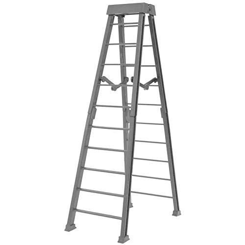 Breakaway 10 Inch Silver Ladder for Wrestling Action Figures