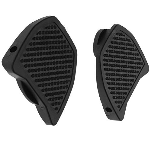 Pp Pedal Plate,Converts Clipless to Platform Pedal Bike Cleats Compatible with Shimano Spd-sl 1 Pair