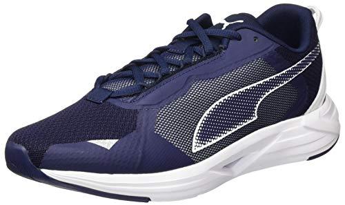 PUMA Minima, Zapatillas para Correr de Carretera Hombre, Azul (Peacoat White), 39 EU
