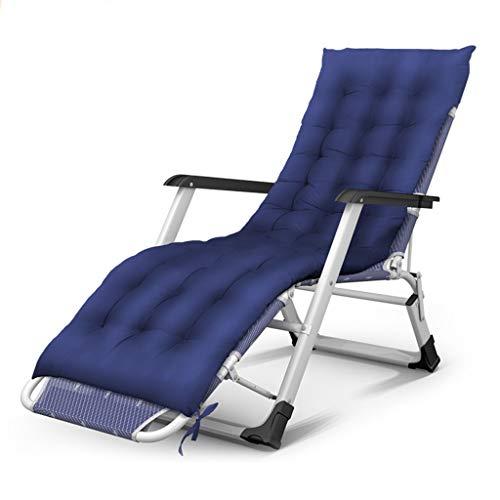 Lits de Camp et hamacs Camp Pliable Repliez Le Lit De Rechange La Chaise Se Pliante Portative Extérieure Inclinable Simple Capacité De Charge 300kg Mobilier de Camping