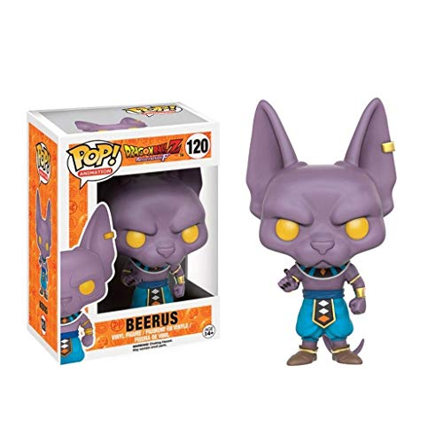 C S Pop Beerus Dragon Ball Super Exquise verpakking Paasgeschenken Decoratie Accessoires