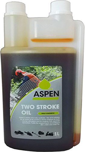1 Liter Aspen Mischöl Dosierflasche 2-Takt-Öl