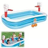 TUHFG Piscina Familiar Pool Baby Kid Pools Pools de plástico para Nadar Duro -Inflatable Piscina Inflable Piscina Gruesa Piscina - Suministro de la Fiesta de Agua de Sembrado para niños