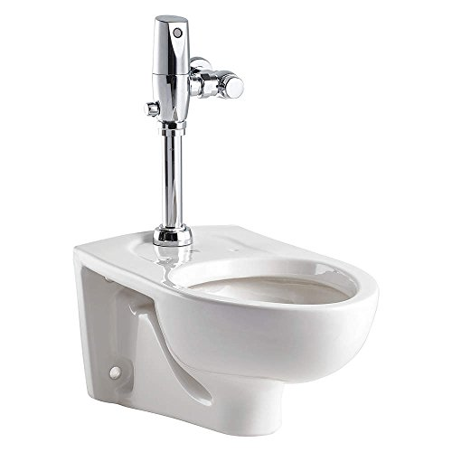 American Standard 3351511.020 Afwall Universal Wall-Hung Toilet Bowl...