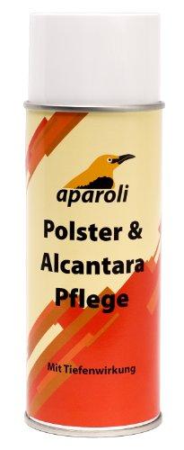 Aparoli 840189 Polster und Alcantara Pflege/Reiniger 400 ml