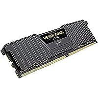 CORSAIR Vengeance LPX 64GB (2 x 32GB) DDR4 3000 (PC4-24000) C16 1.35V Desktop Memory - Black