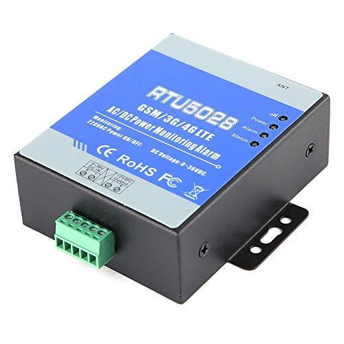 Alarma de falla de circuito inalámbrico, RTU5028 GSM temperatura de falla de circuito inalámbrico monitoreo de alarma de estado de cortocircuito (UE)