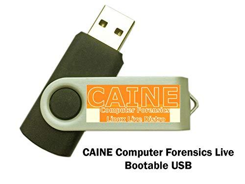 Tech Store On Caine Computer Digitale Forensik Ermittlungs Linux-Umgebung für PC Leben