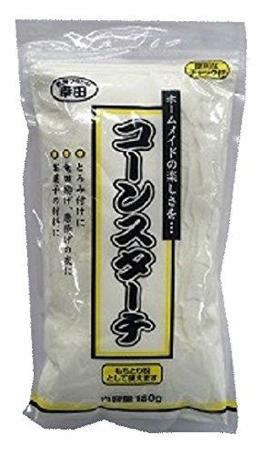 幸田 コーンスターチ 180g×10個