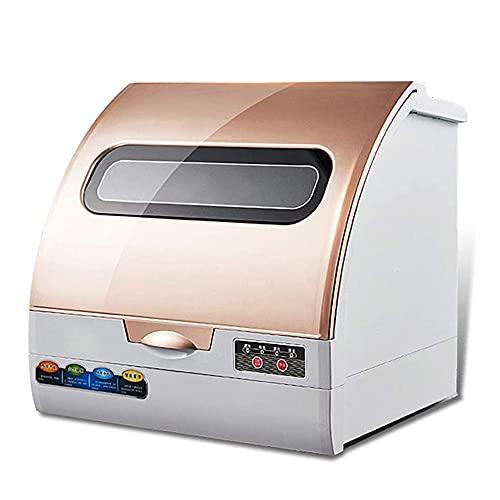 N / E Lavavajillas UV portátil, lavavajillas de Ahorro de Espacio Compacto, para Oficina de Apartamentos y Cocina, lavavajillas de un Solo botón
