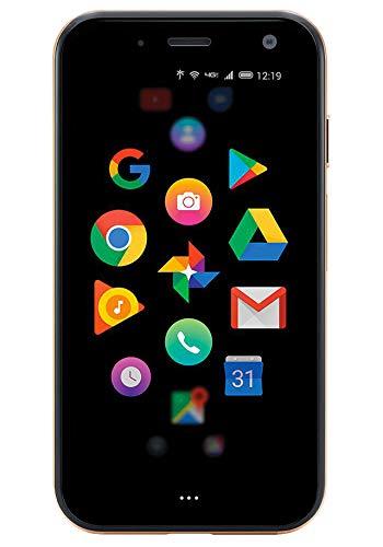 """PALM PHONE TRE, NERO, DISPLAY 3.3"""", 50.6 x 96.6 x 7.4 mm, 62 grammi, RAM 3 GB, ROM 32 GB"""
