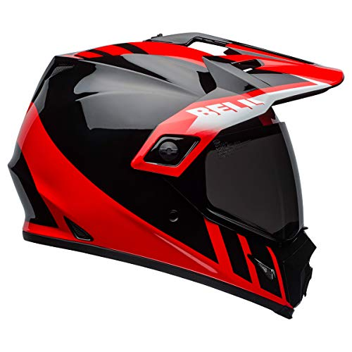 Bell Unisex-Adult Off Road Helmet (Seven Soldier Magenta, XX-Large) (Mx-9 mips D.O.T certified)