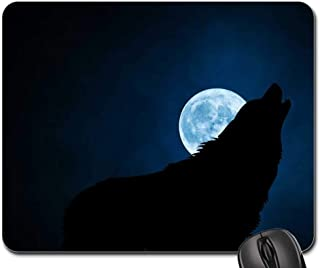 Gaming Mouse Pads,Mouse mat,Wolf Wolves Dog Lupine Canine Canis Lupus Lobo