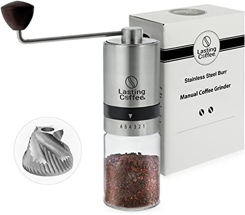 Lasting Manual Coffee Grinder