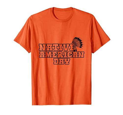 Día de los Pueblos y Culturas Indígenas Americanos Camiseta