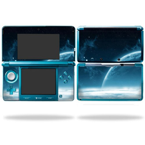 MightySkins Skin Compatible with Nintendo 3DS wrap Sticker Skins Outer Space