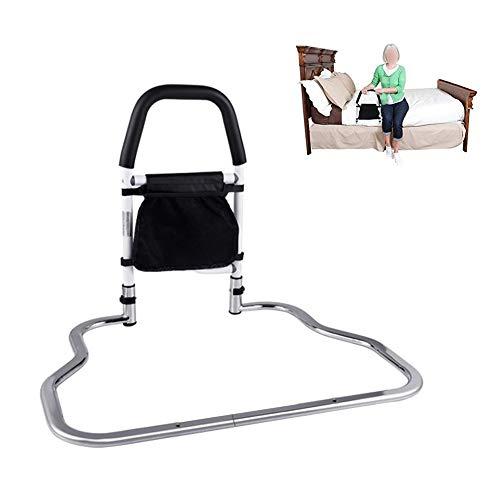 Chicti Beddenrooster, bescherming voor ouderen, steunen, reling bed, zijrooster voor volwassenen, kinderen, bedopstahulp, bedleuning W