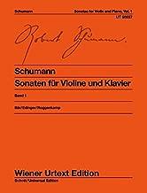Sonatas for Violin and Piano, Op. 105 & Op. 121, Vol. 1