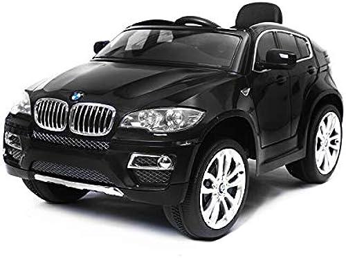 el más barato BMW Coche Coche Coche Infantil X6 12V Control Remoto Parental  tienda de venta en línea