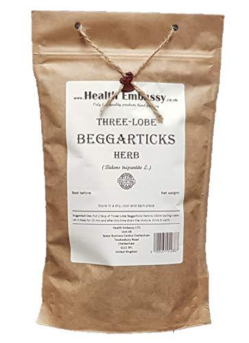 Health Embassy Dreiteilige Zweizahn (Bidens tripartita L) / Three-Lobe Beggarticks Herb, 100g