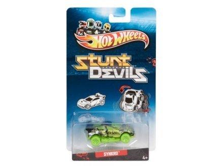 Hot Wheels Voiture synkro - Stunt Devils - vehicule cascadeurs