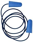 Tasco 9304 Soft-Seal 32 M-Tek Polyurethane Foam Earplugs with Standard Cord, NRR=32, Purple (Pack of 200)