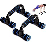 Push Up Bars Push Up Stands, 1 Paire de Supports de Barres Home Gym Exercise Fitness Push Up Stand...