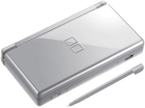 Nintendo DS Lite Metallic Silver (Renewed)
