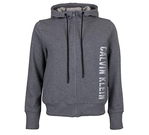Calvin Klein Full Zip Hooded Vest Dames