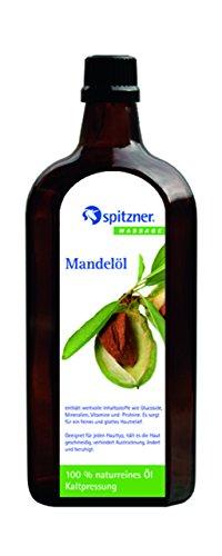Massage öl Mandel (500 ml) von Spitzner - Mandel öl