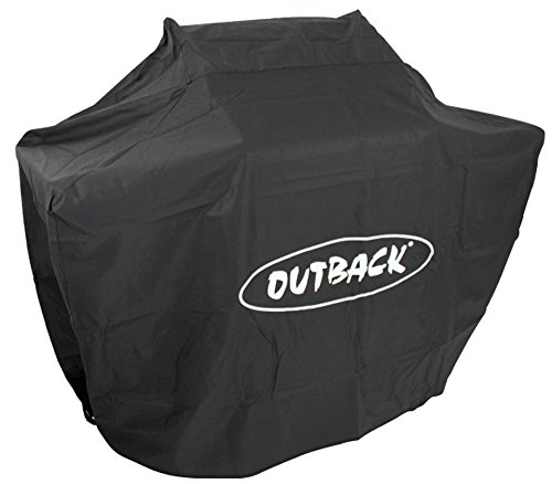 Outback Premium BBQ Cover To Fit Signature 4 Burner & Signature Ii 4B > Water resistant and breathable protective cover with high thread count - OUT370670