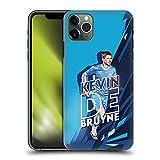 Head Case Designs sous Licence Officielle Manchester City Man City FC Kevin De Bruyne 2021/22...