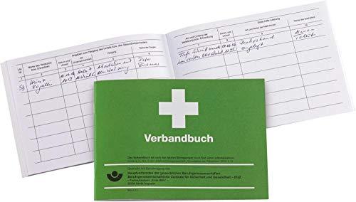 Format 4005058502496–Verbandbuch Din A5