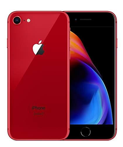 【国内版SIMフリー】Apple iPhone8 アイフォン8 64GB RED レット MRRY2J/A